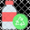 Bottle Plastic Recycle Icon