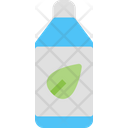 Ecology And Environment Plastic Bottle Icon