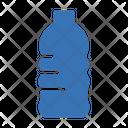 Plastic Bottle Reusable Icon