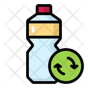 Plastic Bottle Bottle Recycling Icon
