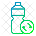 Plastic Bottle Bottle Drink Icon