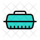 Plastic Box Icon