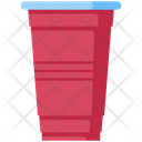 Plastic Cup Icon