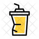 Cup Plastic Drink Icon
