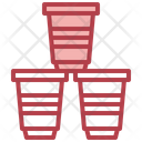 Plastic Cup Party Drink Icon