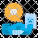 Seal Plastic Kill Icon