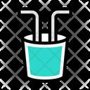 Plastic Pipe Icon