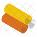 Plastic Pipes Icon