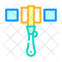 Plastic Pipes Repair Plastic Pipes Icon