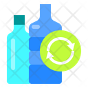 Ecology Plastic Recycle Icon