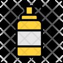 Shampoo Plastic Bottle Icon