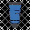Tube Plastic Lotion Icon