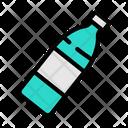 Plastic Bottle Wastage Icon