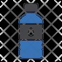 Plastic Water Bottle Icon