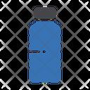 Plastic Bottle Pollution Icon