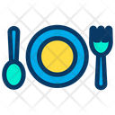 Dinner Food Spoon Icon