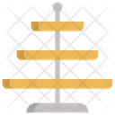 Plate Party Cloth Icon
