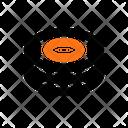 Plate Food Dish Icon