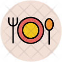 Plate Kitchen Pack Icon