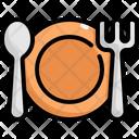 Plate Kitchen Kitchenware Icon