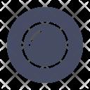 Plate Tableware Kitchen Icon