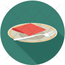 Plate Dinner Crockery Icon
