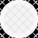 Plate Kitchen Restaurant Icon