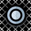 Plate Dish Platter Icon