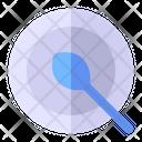 Plate Dish Tableware Icon
