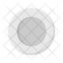 Plate Dish Dinner Icon