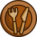 Plate Eat Dish Icon