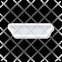 Plate Kitchen Dish Icon
