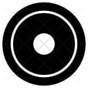 Plates Weight Weightlifting Icon