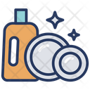 Plates Cleaner Icon