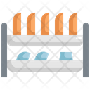 Plate Dish Rack Icon