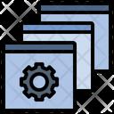 Platform Program Document Icon