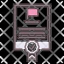 Platform Document Paper Icon