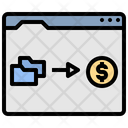 Platform Website Creative Icon