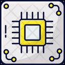 Platine Circuit Board Computer Icon