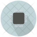 Platine Microchip Microchip Platine Icon