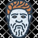 Plato Icon