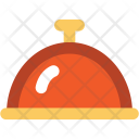 Platter Serving Food Icon