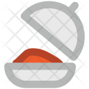 Platter Food Chef Icon