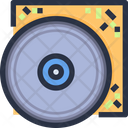 Platter Disc Play Disk Play Icon