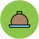 Platter Food Chef Icon