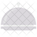 Platter Dish Cover Icon