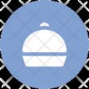 Platter Food Restaurant Icon