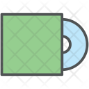 Play Record Cover Icon
