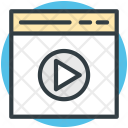 Play Video Player Icon