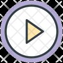Play Sign Button Icon